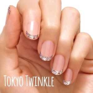Accessories - Color Street Nail Strips - Tokyo Twinkle